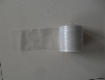 细丝白布包装布